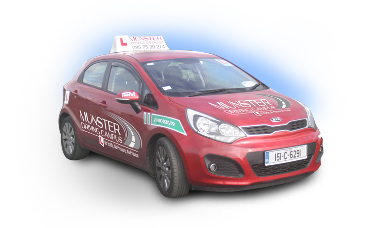 Munster Driving Campus car