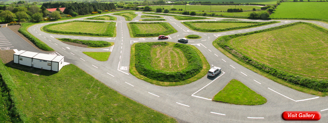 Munster Driving Campus Track
