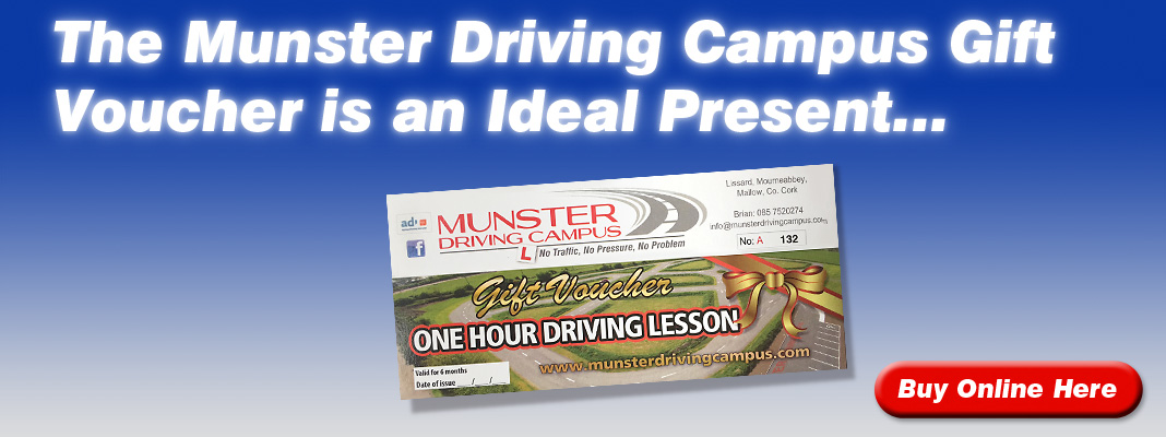 Munster Driving Campus Voucher